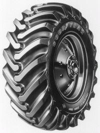 Industrial Sure Grip Lug R-4 Tires